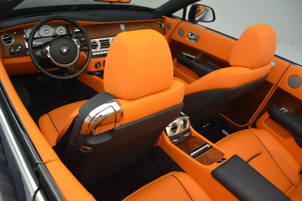 Used 2016 Rolls-Royce Dawn for sale Sold at Maserati of Westport in Westport CT 06880 21