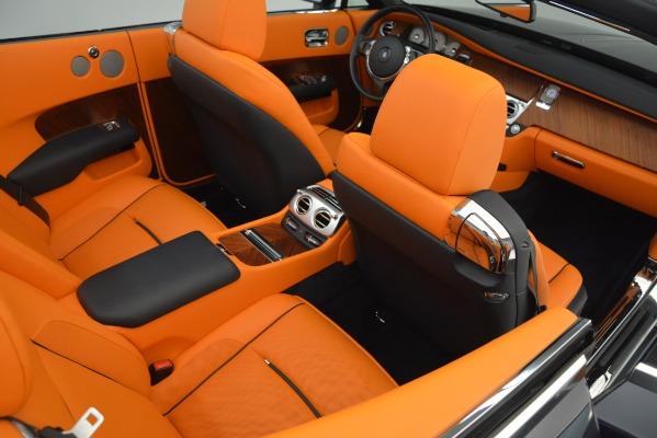 Used 2016 Rolls-Royce Dawn for sale Sold at Maserati of Westport in Westport CT 06880 25