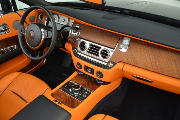 Used 2016 Rolls-Royce Dawn for sale Sold at Maserati of Westport in Westport CT 06880 28