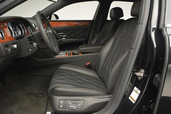 Used 2014 Bentley Flying Spur W12 for sale Sold at Maserati of Westport in Westport CT 06880 14