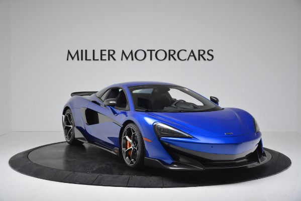 New 2020 McLaren 600LT SPIDER Convertible for sale Sold at Maserati of Westport in Westport CT 06880 17