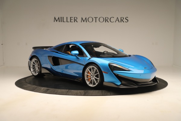 New 2020 McLaren 600LT SPIDER Convertible for sale Sold at Maserati of Westport in Westport CT 06880 16