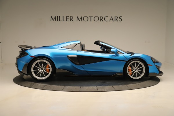New 2020 McLaren 600LT SPIDER Convertible for sale Sold at Maserati of Westport in Westport CT 06880 6