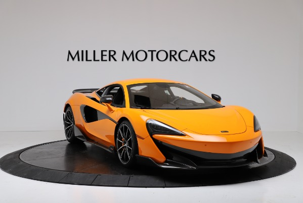 New 2019 McLaren 600LT Coupe for sale $279,310 at Maserati of Westport in Westport CT 06880 11