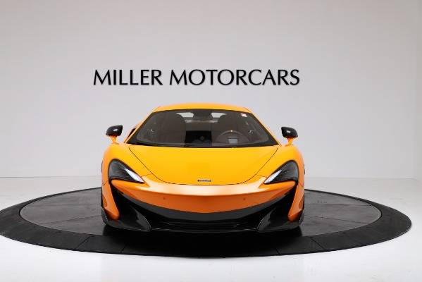 New 2019 McLaren 600LT Coupe for sale $279,310 at Maserati of Westport in Westport CT 06880 12