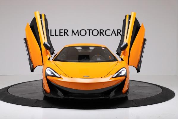 New 2019 McLaren 600LT Coupe for sale $279,310 at Maserati of Westport in Westport CT 06880 13
