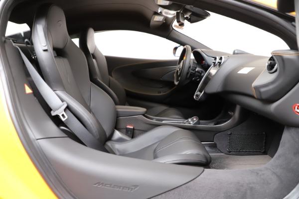New 2019 McLaren 600LT Coupe for sale $279,310 at Maserati of Westport in Westport CT 06880 19