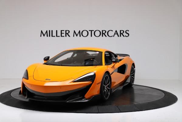 New 2019 McLaren 600LT Coupe for sale $279,310 at Maserati of Westport in Westport CT 06880 2
