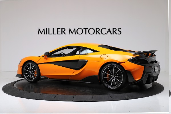 New 2019 McLaren 600LT Coupe for sale $279,310 at Maserati of Westport in Westport CT 06880 4