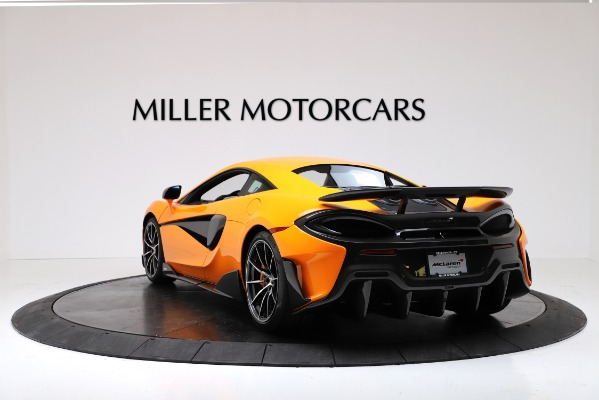 New 2019 McLaren 600LT Coupe for sale $279,310 at Maserati of Westport in Westport CT 06880 5