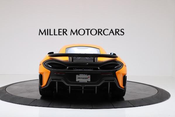 New 2019 McLaren 600LT Coupe for sale $279,310 at Maserati of Westport in Westport CT 06880 6