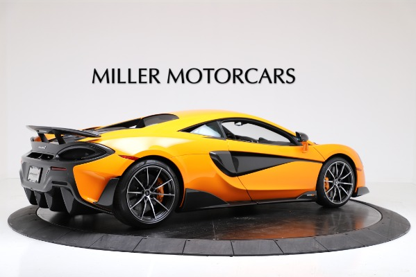 New 2019 McLaren 600LT Coupe for sale $279,310 at Maserati of Westport in Westport CT 06880 8