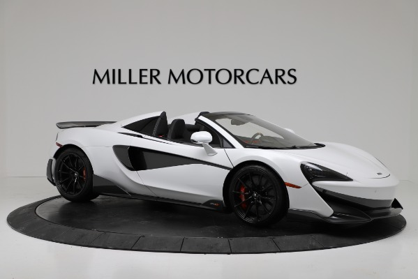 New 2020 McLaren 600LT Convertible for sale Sold at Maserati of Westport in Westport CT 06880 10