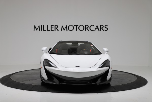 New 2020 McLaren 600LT Convertible for sale Sold at Maserati of Westport in Westport CT 06880 12