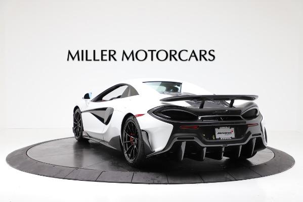 New 2020 McLaren 600LT Convertible for sale Sold at Maserati of Westport in Westport CT 06880 15