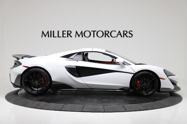 New 2020 McLaren 600LT Convertible for sale Sold at Maserati of Westport in Westport CT 06880 17