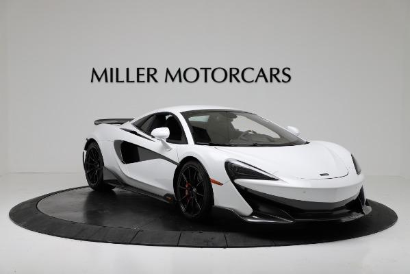 New 2020 McLaren 600LT Convertible for sale Sold at Maserati of Westport in Westport CT 06880 18
