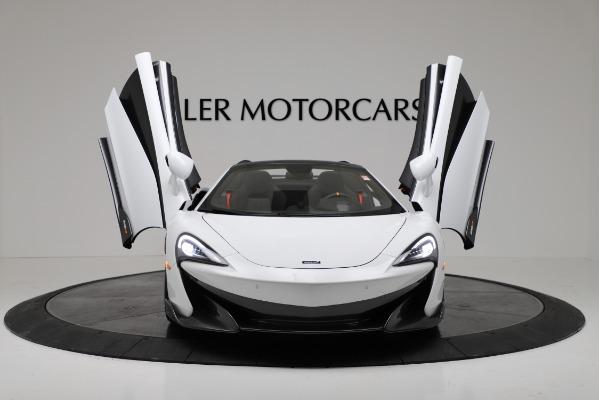 New 2020 McLaren 600LT Convertible for sale Sold at Maserati of Westport in Westport CT 06880 19
