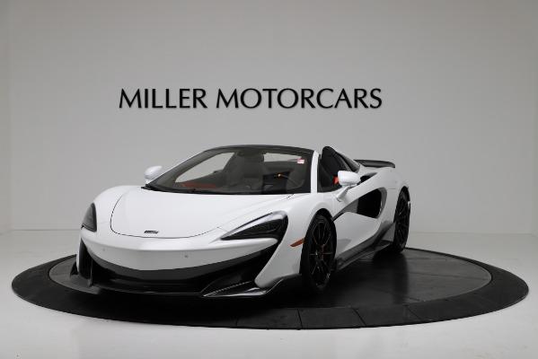 New 2020 McLaren 600LT Convertible for sale Sold at Maserati of Westport in Westport CT 06880 2