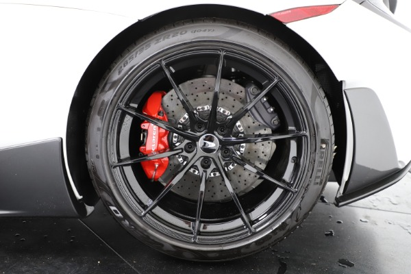 New 2020 McLaren 600LT Convertible for sale Sold at Maserati of Westport in Westport CT 06880 20