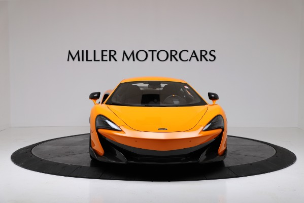 New 2019 McLaren 600LT Coupe for sale Sold at Maserati of Westport in Westport CT 06880 12