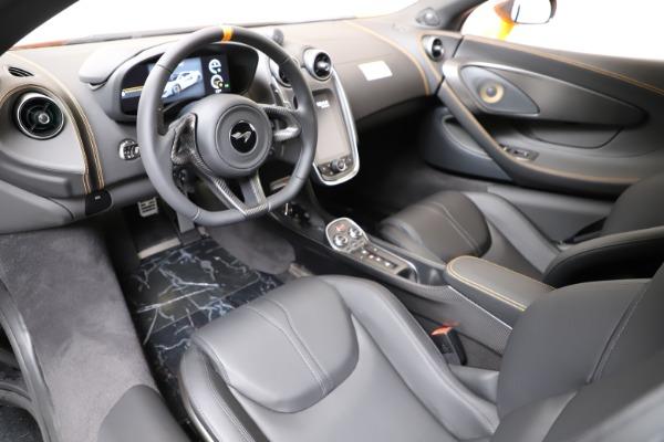 New 2019 McLaren 600LT Coupe for sale Sold at Maserati of Westport in Westport CT 06880 16