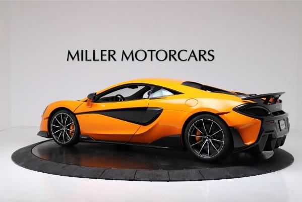 New 2019 McLaren 600LT Coupe for sale Sold at Maserati of Westport in Westport CT 06880 4
