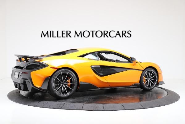 New 2019 McLaren 600LT Coupe for sale Sold at Maserati of Westport in Westport CT 06880 8