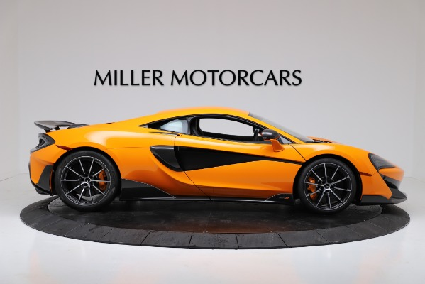New 2019 McLaren 600LT Coupe for sale Sold at Maserati of Westport in Westport CT 06880 9