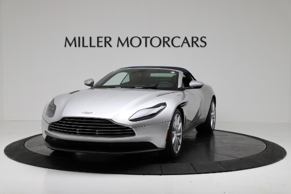 Used 2019 Aston Martin DB11 Volante for sale $209,990 at Maserati of Westport in Westport CT 06880 13