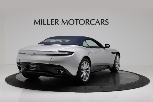 Used 2019 Aston Martin DB11 Volante for sale $209,990 at Maserati of Westport in Westport CT 06880 16