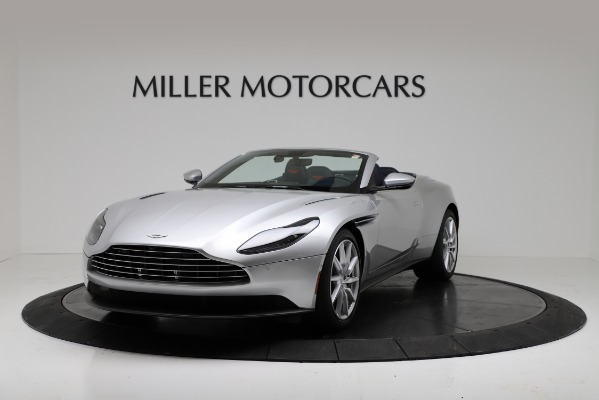 Used 2019 Aston Martin DB11 Volante for sale $209,990 at Maserati of Westport in Westport CT 06880 2