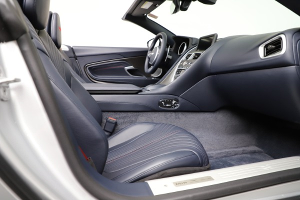 Used 2019 Aston Martin DB11 Volante for sale $209,990 at Maserati of Westport in Westport CT 06880 26
