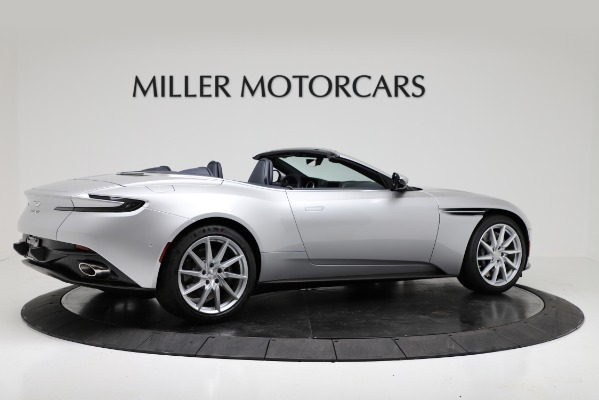Used 2019 Aston Martin DB11 Volante for sale $209,990 at Maserati of Westport in Westport CT 06880 8