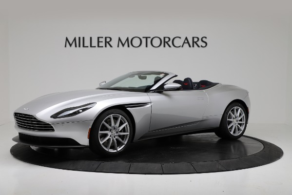 Used 2019 Aston Martin DB11 Volante for sale $209,990 at Maserati of Westport in Westport CT 06880 1