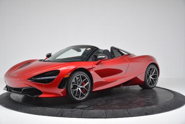 New 2020 McLaren 720S SPIDER Convertible for sale Sold at Maserati of Westport in Westport CT 06880 16