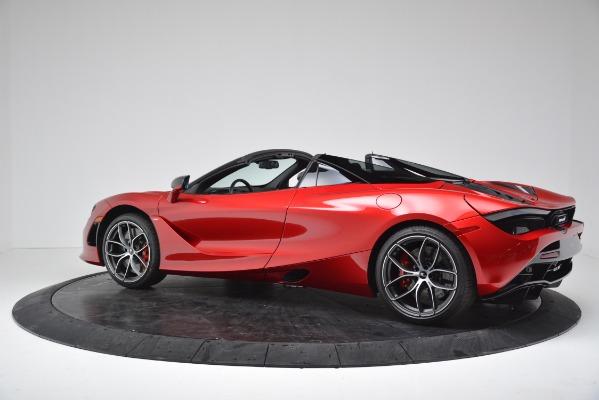 New 2020 McLaren 720S SPIDER Convertible for sale Sold at Maserati of Westport in Westport CT 06880 18