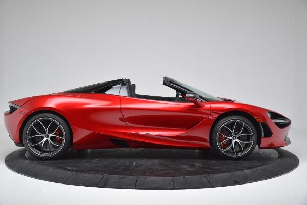 New 2020 McLaren 720S SPIDER Convertible for sale Sold at Maserati of Westport in Westport CT 06880 24