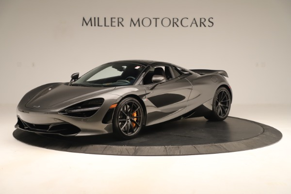 New 2020 McLaren 720S SPIDER Convertible for sale Sold at Maserati of Westport in Westport CT 06880 10