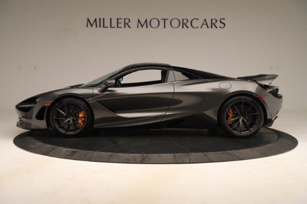 New 2020 McLaren 720S SPIDER Convertible for sale Sold at Maserati of Westport in Westport CT 06880 11