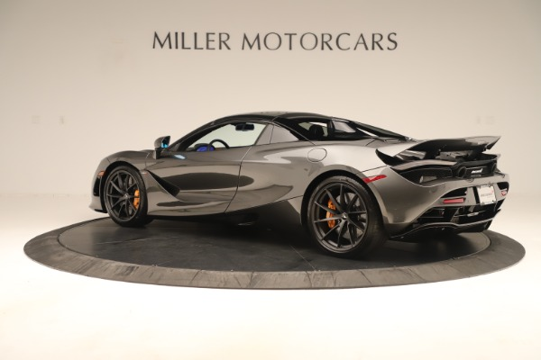 New 2020 McLaren 720S SPIDER Convertible for sale Sold at Maserati of Westport in Westport CT 06880 12
