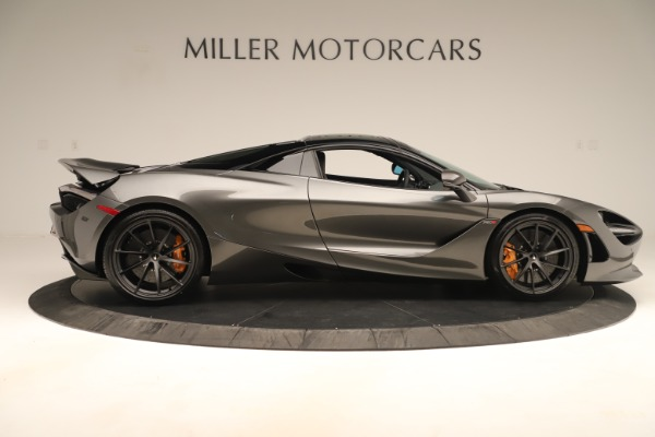 New 2020 McLaren 720S SPIDER Convertible for sale Sold at Maserati of Westport in Westport CT 06880 15