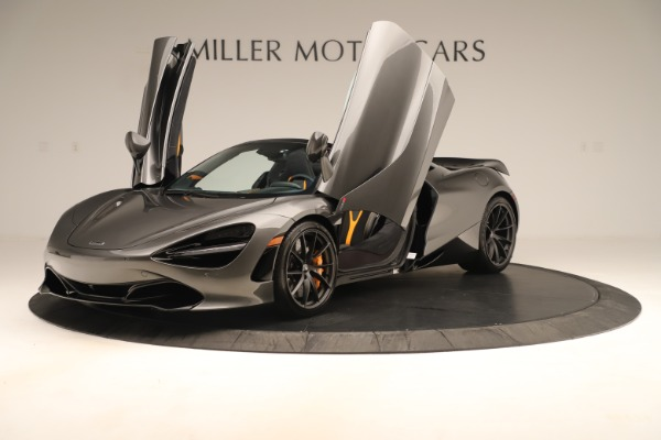 New 2020 McLaren 720S SPIDER Convertible for sale Sold at Maserati of Westport in Westport CT 06880 18