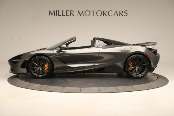 New 2020 McLaren 720S SPIDER Convertible for sale Sold at Maserati of Westport in Westport CT 06880 2