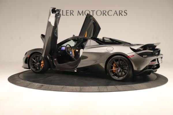 New 2020 McLaren 720S SPIDER Convertible for sale Sold at Maserati of Westport in Westport CT 06880 20