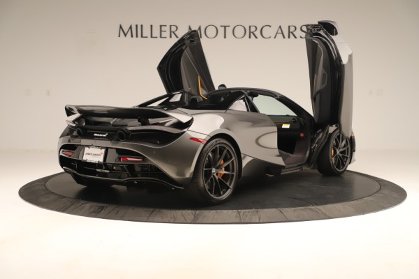 New 2020 McLaren 720S SPIDER Convertible for sale Sold at Maserati of Westport in Westport CT 06880 22