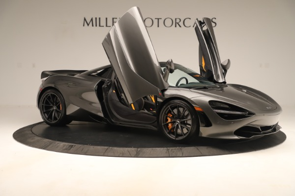 New 2020 McLaren 720S SPIDER Convertible for sale Sold at Maserati of Westport in Westport CT 06880 24