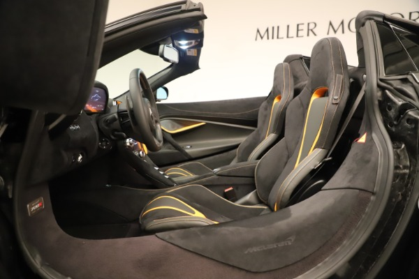 New 2020 McLaren 720S SPIDER Convertible for sale Sold at Maserati of Westport in Westport CT 06880 28