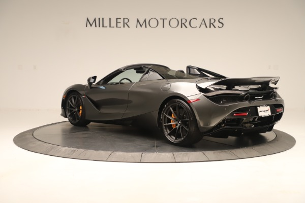 New 2020 McLaren 720S SPIDER Convertible for sale Sold at Maserati of Westport in Westport CT 06880 3