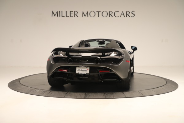 New 2020 McLaren 720S SPIDER Convertible for sale Sold at Maserati of Westport in Westport CT 06880 4